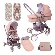 Lorelli Baby stroller Aster pink